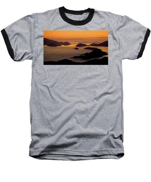 Morning Islands Baseball T-Shirt