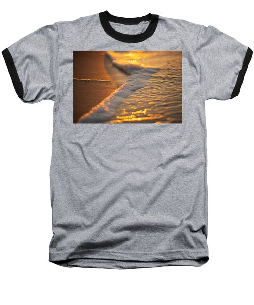 Morning Shoreline Baseball T-Shirt