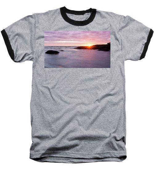 Morning Sun Good Harbor Baseball T-Shirt