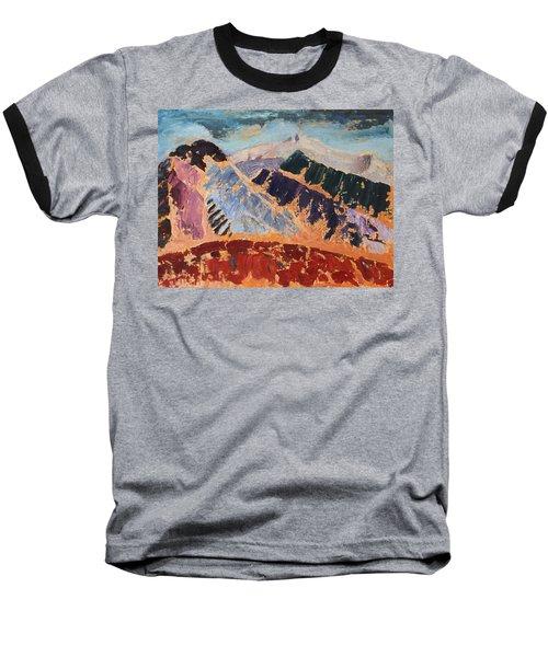Mosaic Canigou Baseball T-Shirt