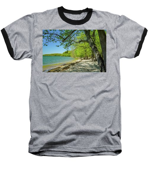 Moss Creek Beach Baseball T-Shirt