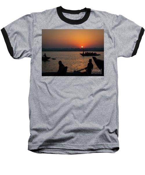 Mother Ganges Baseball T-Shirt