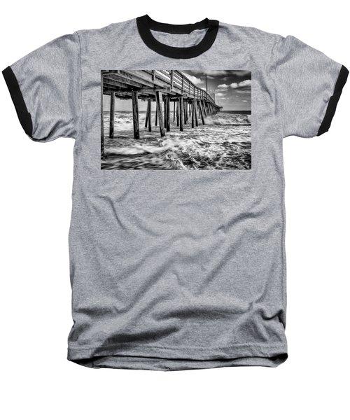 Mother Natures Power Baseball T-Shirt
