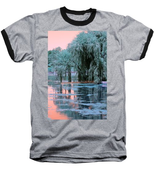 Mother Willow Infrared Baseball T-Shirt