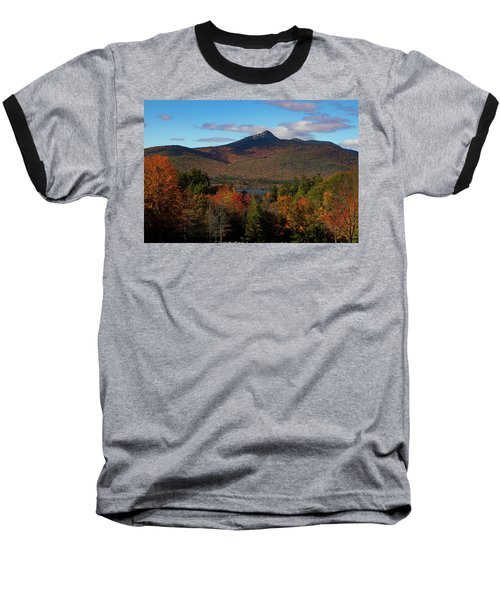 Mount Chocorua New Hampshire Baseball T-Shirt