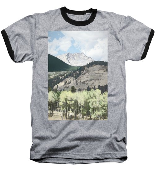 Mount Ypsilon Baseball T-Shirt