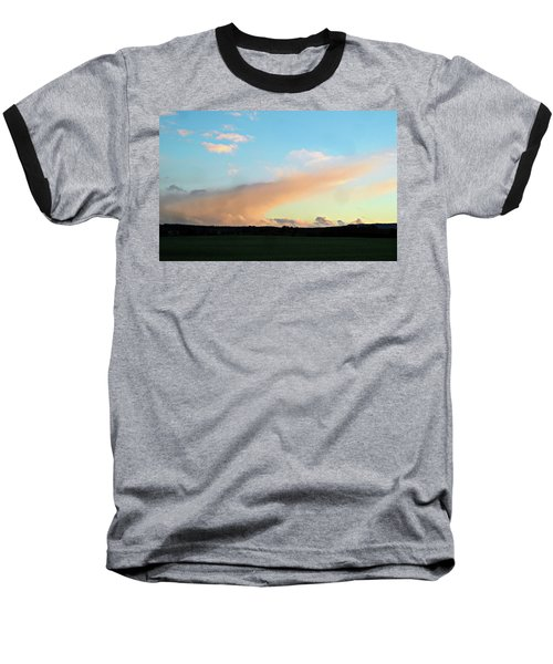 Mountain Climbs Baseball T-Shirt