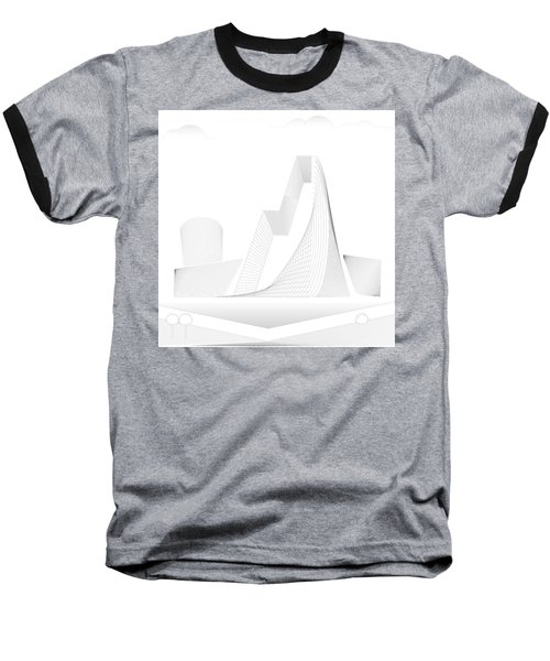 Mountain Gate Baseball T-Shirt