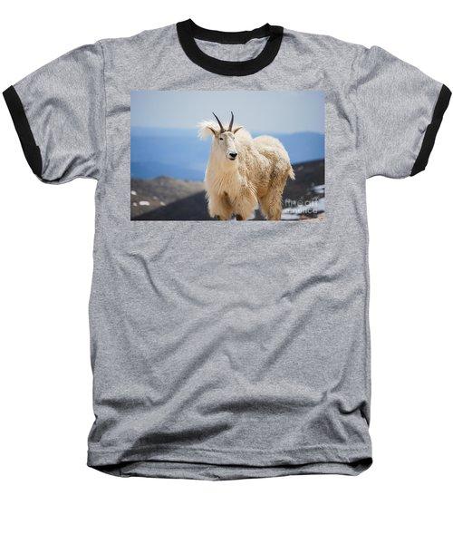 Mountain Goat Baseball T-Shirt