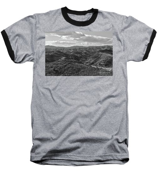 Mountain Paths Baseball T-Shirt