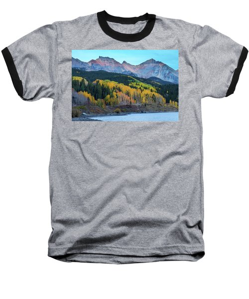 Baseball T-Shirt featuring the photograph Mountain Trout Lake Wonder by James BO Insogna