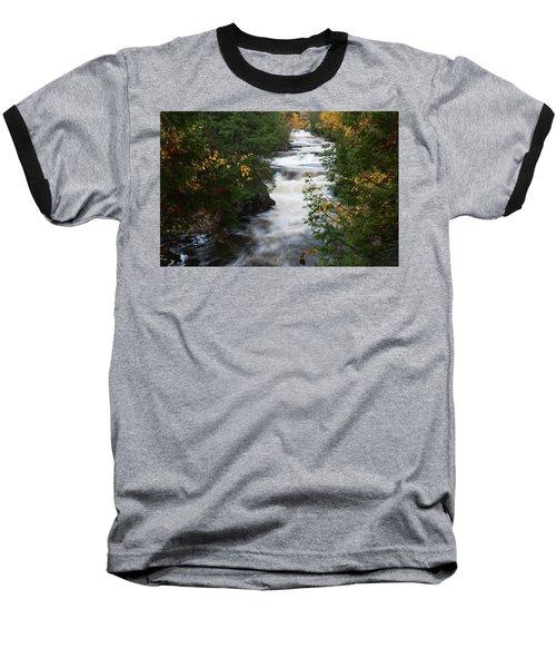 Moxie Stream Baseball T-Shirt