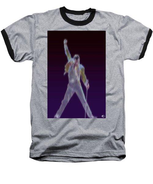 Mr. Fahrenheit Baseball T-Shirt