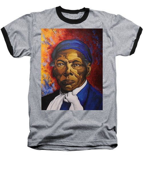 Ms. Tubman Baseball T-Shirt