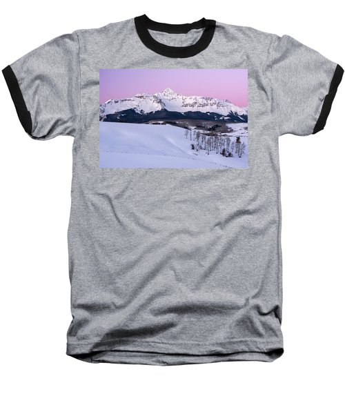 Mt Wilson Baseball T-Shirt