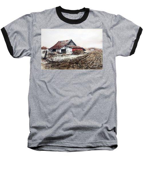 Mud Season Baseball T-Shirt