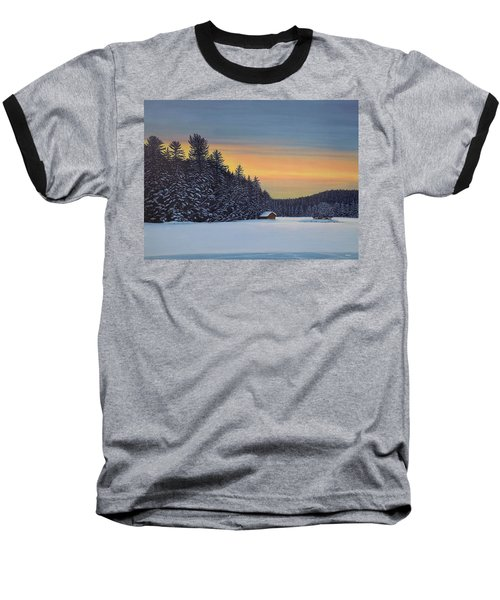 Muskoka Winter Baseball T-Shirt