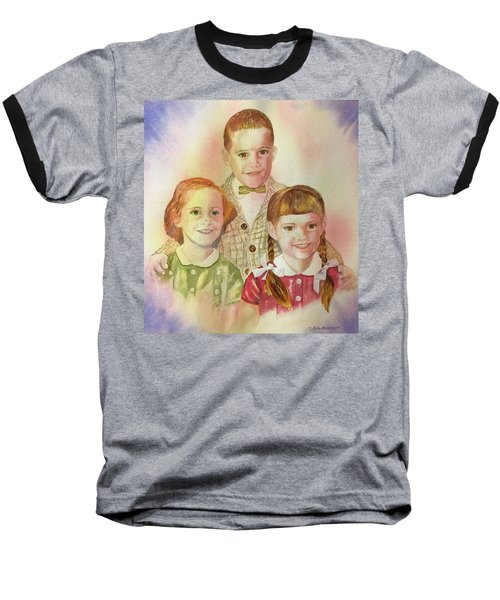 The Latimer Kids Baseball T-Shirt