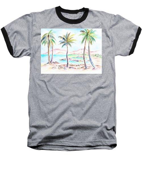 My Island Baseball T-Shirt
