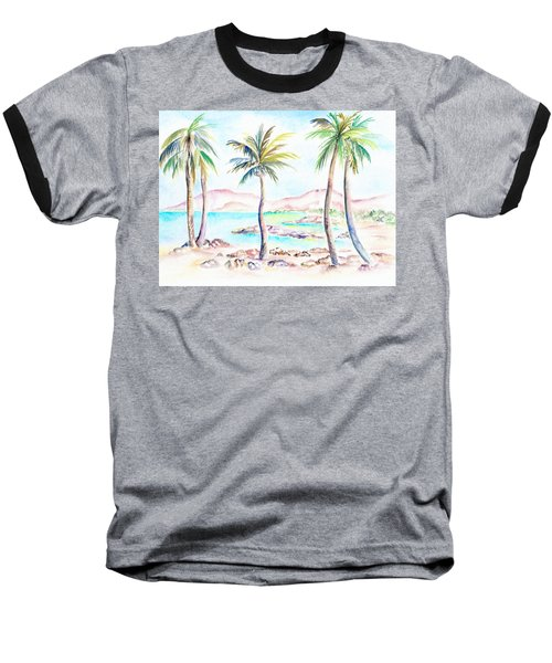 My Island Baseball T-Shirt