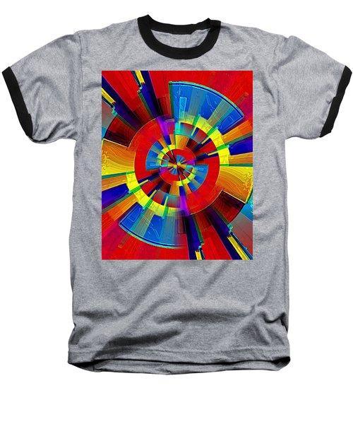My Radar In Color Baseball T-Shirt