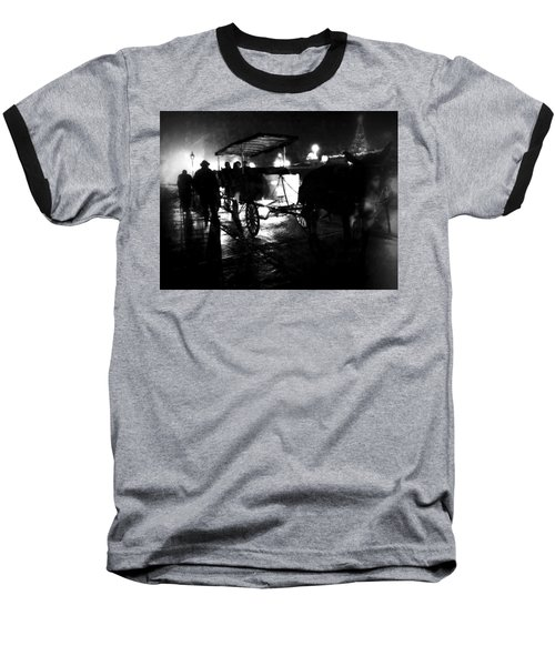 My Ride Baseball T-Shirt