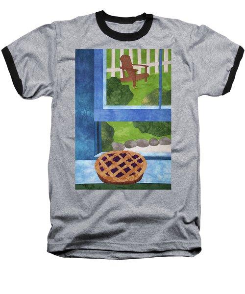 My Soul In A Blackberry Pie Baseball T-Shirt