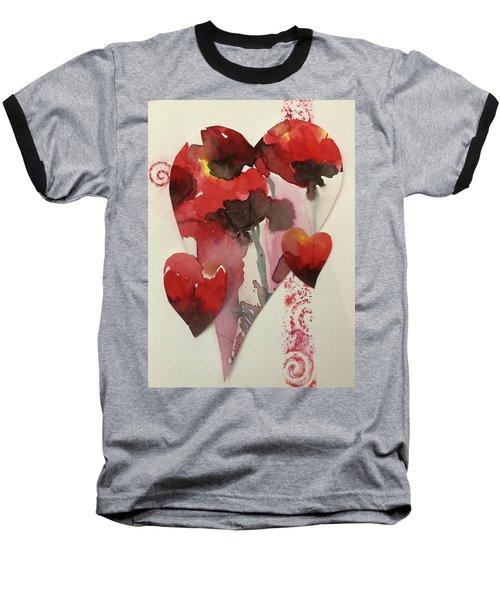 My Valentine Four Baseball T-Shirt