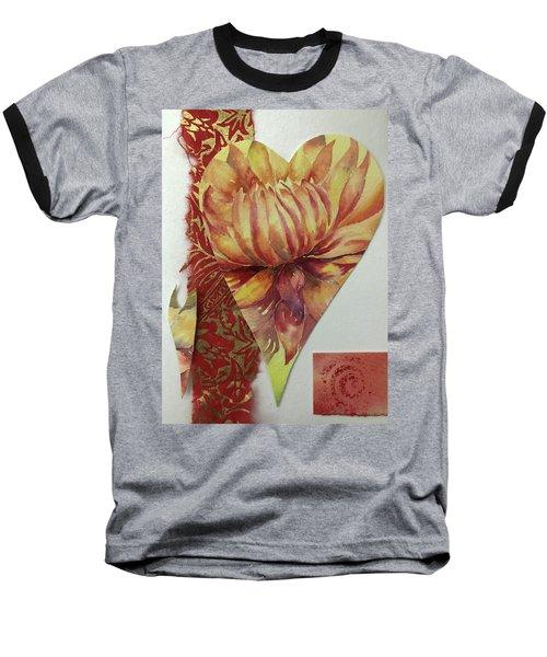 My Valentine Two Baseball T-Shirt