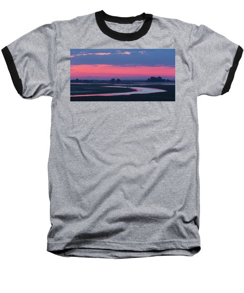 Mystical River Baseball T-Shirt