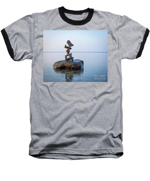 Zen Stack #9 Baseball T-Shirt