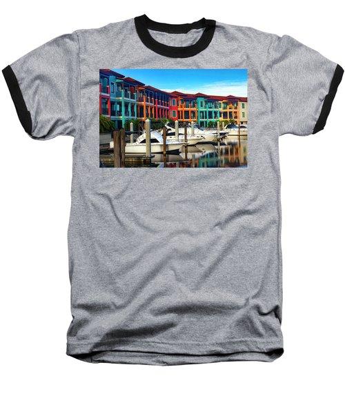 Naples Florida Series 9199 Baseball T-Shirt