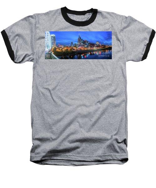 Nashville Night Baseball T-Shirt