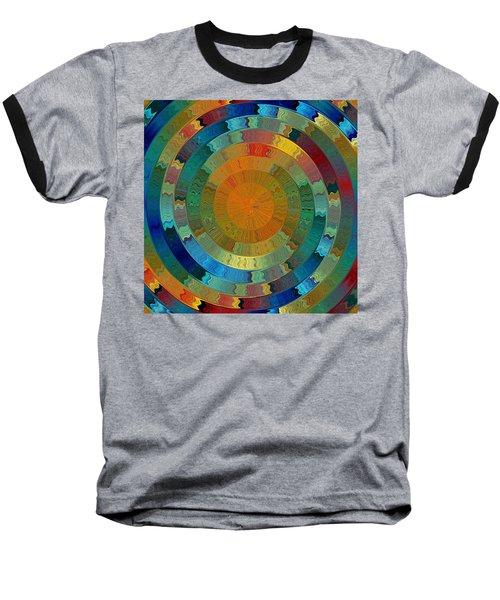 Native Sun Baseball T-Shirt