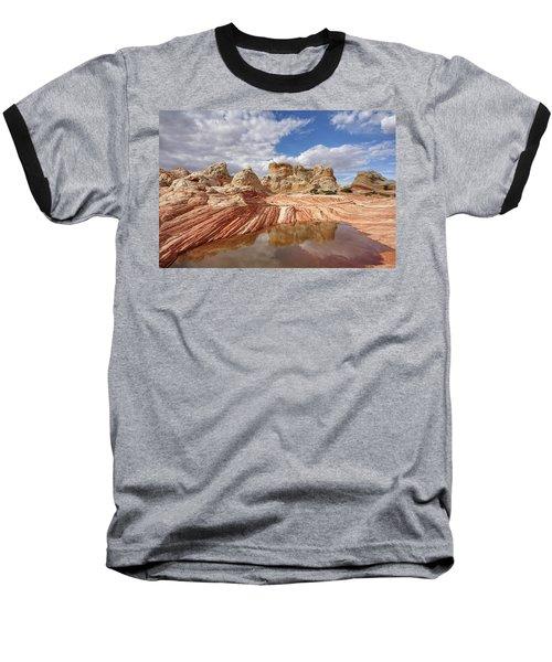 Natural Architecture Baseball T-Shirt
