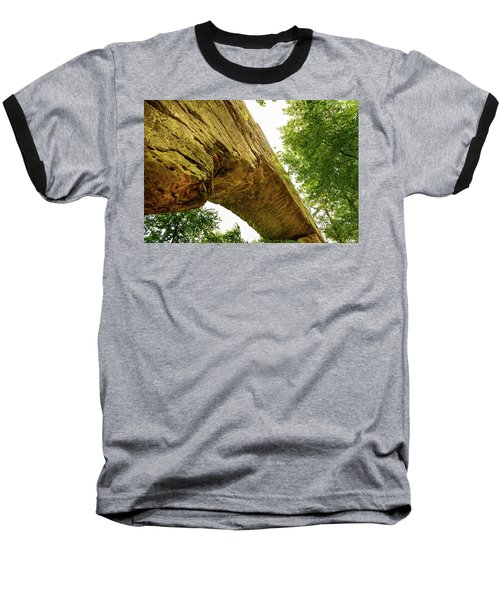 Natural Bridge 4 Baseball T-Shirt