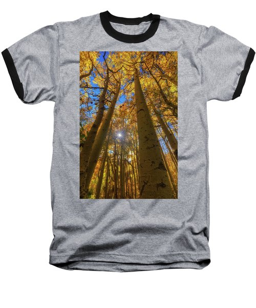 Natures Gold Baseball T-Shirt
