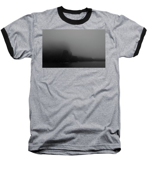 Near The End Of The World Baseball T-Shirt