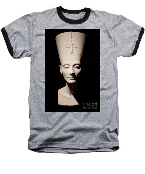 Nefertiti Baseball T-Shirt