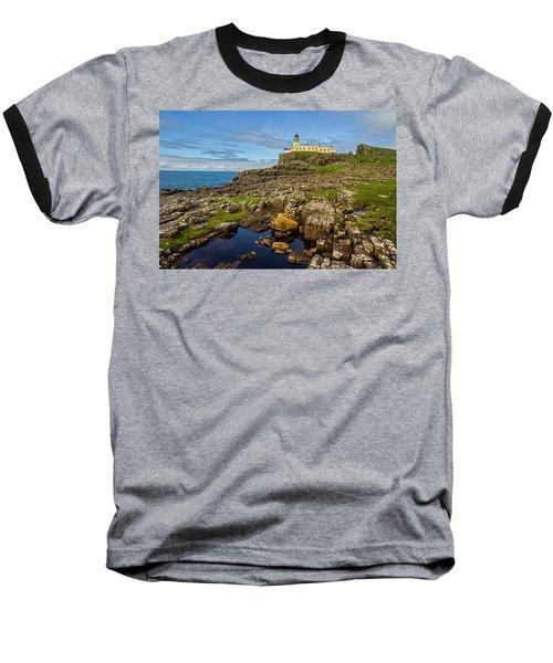 Neist Point Lighthouse No. 2 Baseball T-Shirt