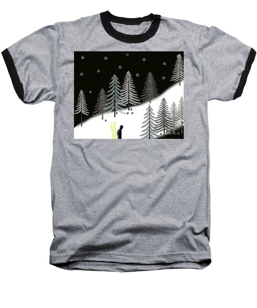 Never Alone Baseball T-Shirt