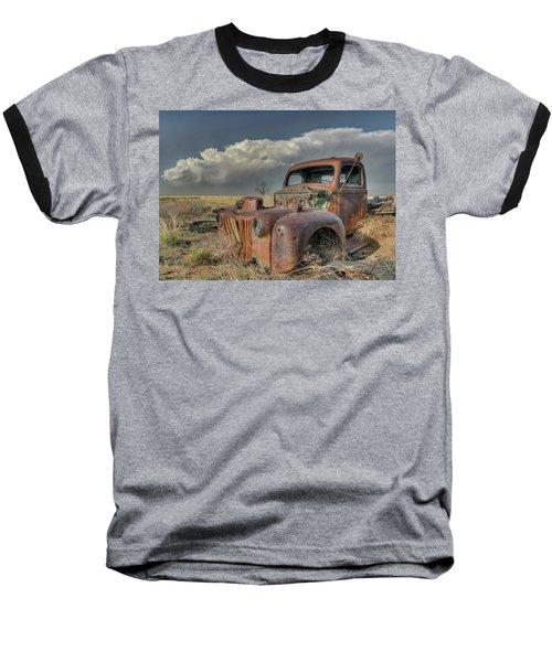 Never Quit Baseball T-Shirt