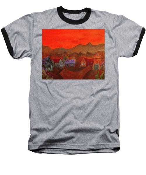 New Mexico Dreaming Baseball T-Shirt