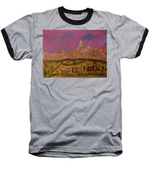 New Mexico True Baseball T-Shirt