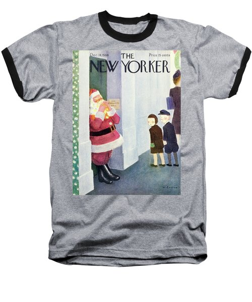 New Yorker December 14th 1946 Baseball T-Shirt