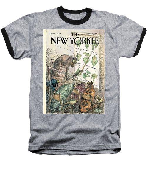New Yorker July 10th, 2000 Baseball T-Shirt