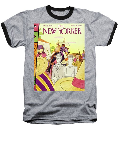 New Yorker March 9 1946 Baseball T-Shirt
