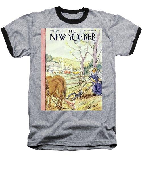 New Yorker May 17th 1947 Baseball T-Shirt