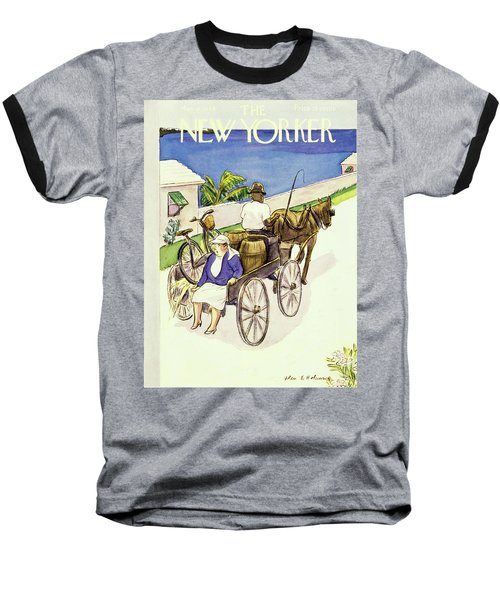 New Yorker May 4 1946 Baseball T-Shirt