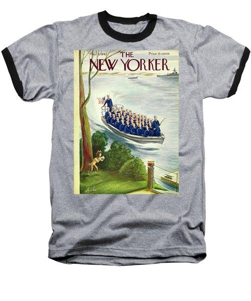 New Yorker May 9th 1942 Baseball T-Shirt